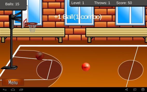 2D Basketballz apk screenshot