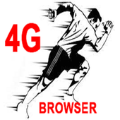4G Ultra Speed Browser icon