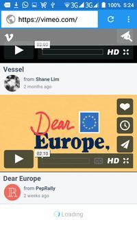 4G ViDownloader apk screenshot