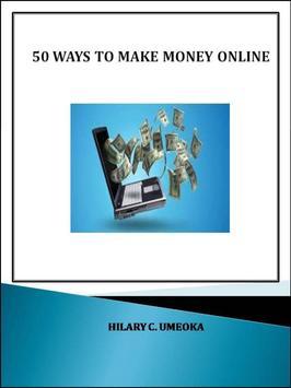 Make Money Online Ways poster