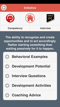 53 Free Competencies List apk screenshot
