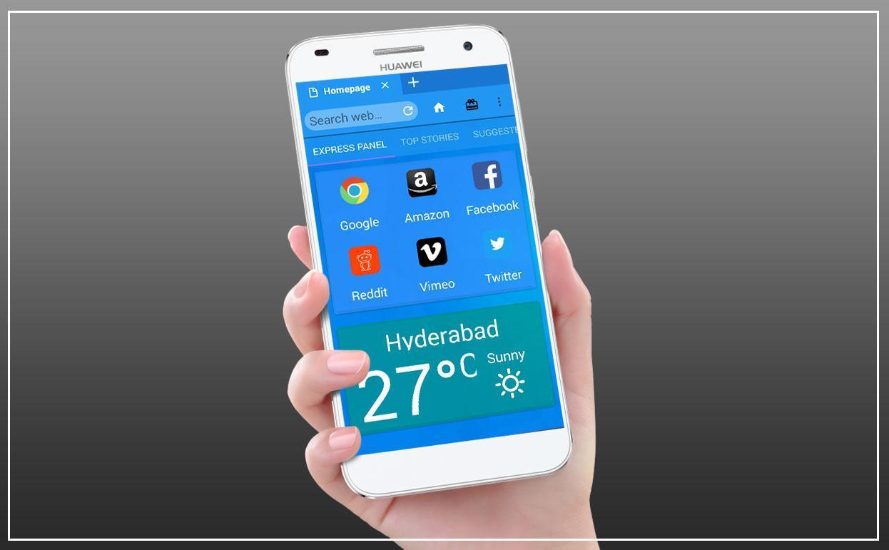 5G Smart Browser poster