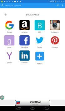 5G Speedy Browser screenshot 1