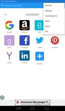 5G Speedy Browser screenshot 8
