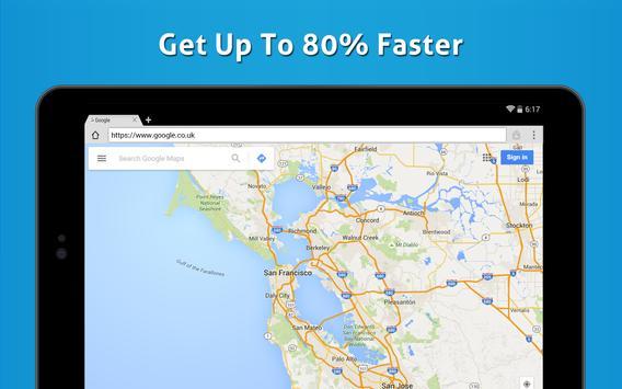 Browser 5G apk screenshot