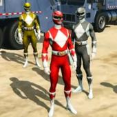 5 anh em siêu nhân Gao biểu tượng