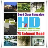 74 Belmont Road icon