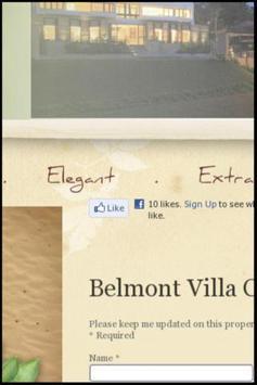 74 Belmont Road poster