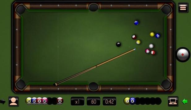 8 Ball Billiards Classic screenshot 3