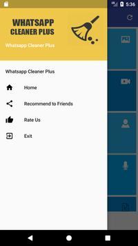 Clean My Whatsapp screenshot 1