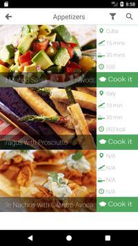 Quick Recipe screenshot 1
