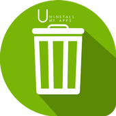 Uninstall my apps icon