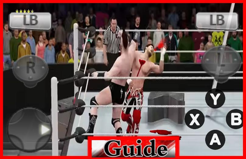 Guide Wwe 2k 16 Free For Android Apk Download