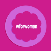 w for women shopping app icon
