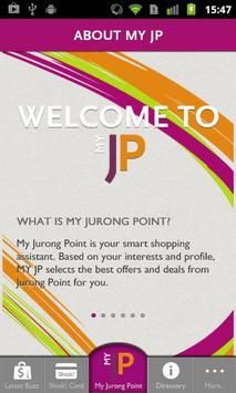 Jurong Point Shopping Mall poster