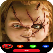 Calling New Chucky Doll icon
