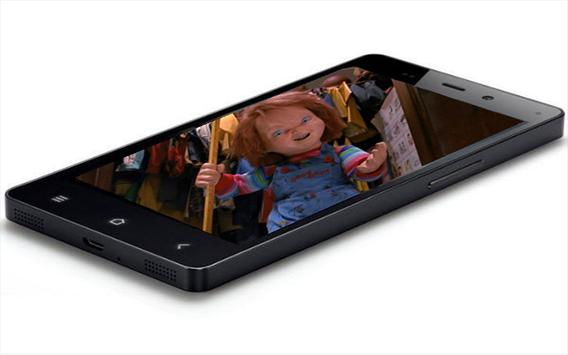 Calling From Vedio Chucky Bad apk screenshot