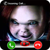 Calling Chucky Doll on facetime at 3 AM icon