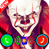 Calling Old From Pennywise And New Pennywise icon