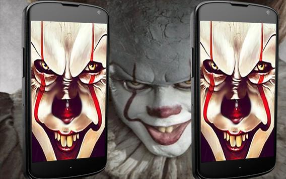 calling old pennywise new pennywise poster