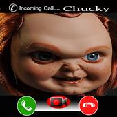 do not call chucky icon