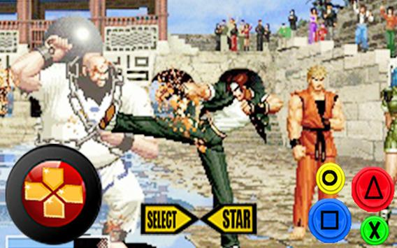 Code The King Of Fighters 97 KOF97 poster