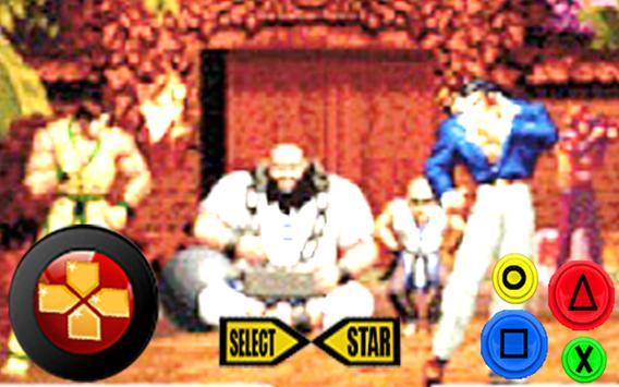 Code The King Of Fighters 97 KOF97 screenshot 1