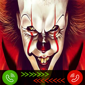 calling with new and old pennywise icon