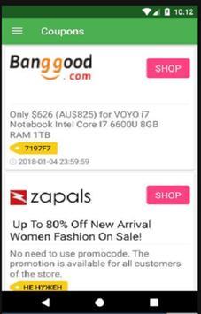 world discounted deals screenshot 4