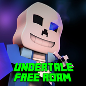 Map Undertale Free Roam for MCPE icon