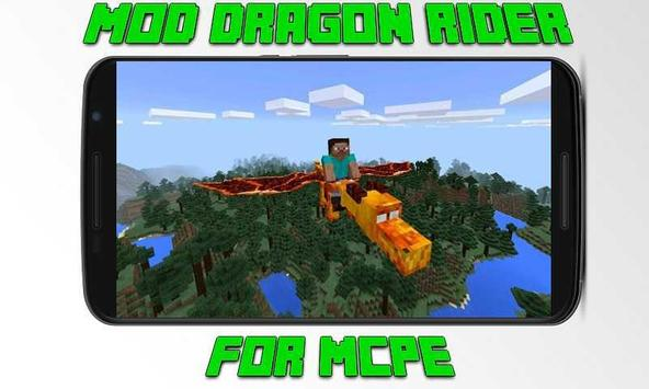 Mod Dragon Rider for MCPE screenshot 1