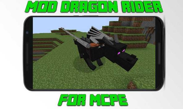 Mod Dragon Rider for MCPE screenshot 2