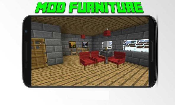 Mod Furniture apk screenshot