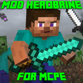 Mod Herobrine for MCPE icon