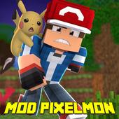 Mod Pixelmon for MCPE icon