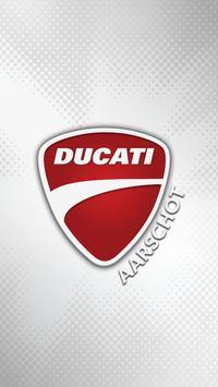 Ducati Aarschot poster
