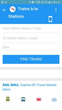 TRAIN YATRI apk screenshot