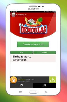MyDemoulas apk screenshot