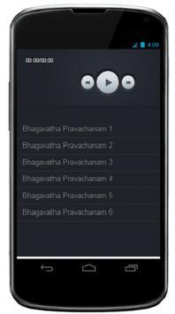 Bhagavatha Pravachanam Audio screenshot 1