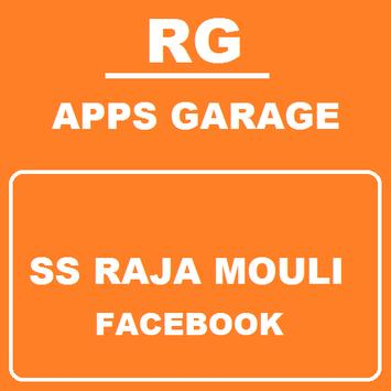 SS Rajamouli Social poster
