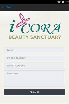 I Cora Beauty Sanctuary screenshot 2