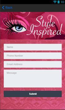 Style Inspired screenshot 4