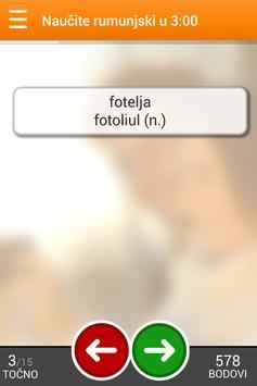Naučite rumunjski u 3 minute screenshot 4