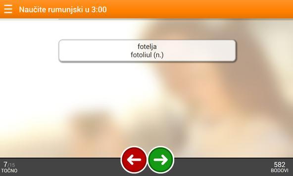 Naučite rumunjski u 3 minute screenshot 13