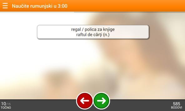 Naučite rumunjski u 3 minute screenshot 16