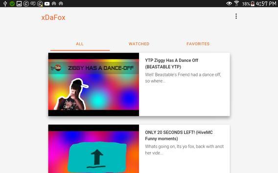 xDaFox Fan App apk screenshot
