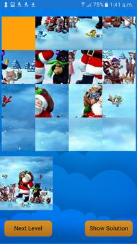 Christmas Puzzle Game 15 poster