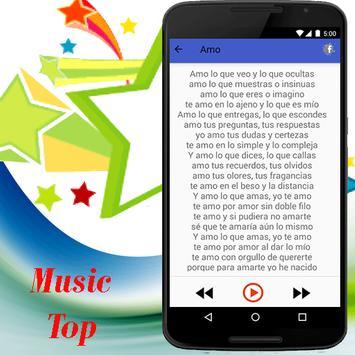 axel fernando música apk screenshot