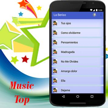 La Beriso - música screenshot 1