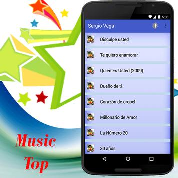 Sergio Vega música 2017 Mix screenshot 1